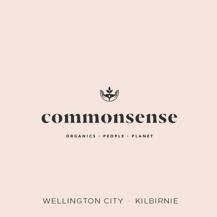 Natural Deodorant NZ made buy from Commonsense Organics Wellington City and Kilbirnie NZ | Award winning EverKind organic deodorant | Best in class for Men and Women