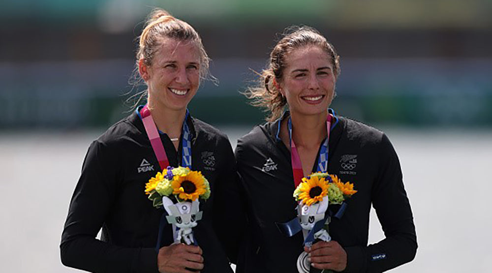 Brooke Donoghue living eco-wellness and winning silver at Tokyo Olympics 2020.
