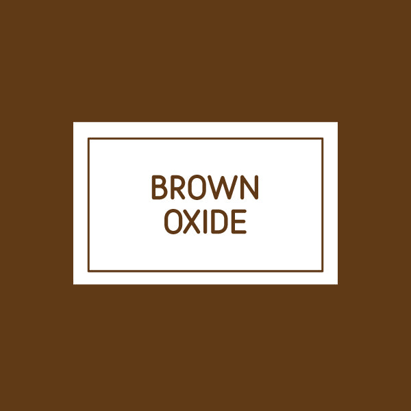 BROWN OXIDE COLOURANT