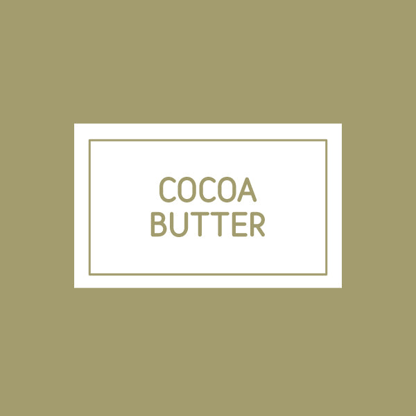 COCOA BUTTER DEODORIZED
