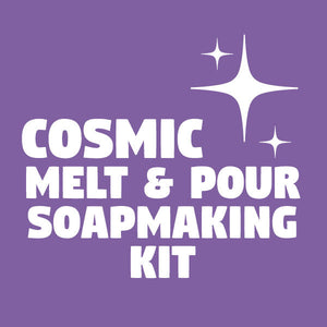 "COSMIC ""MELT & POUR"" SOAP MAKING KIT"