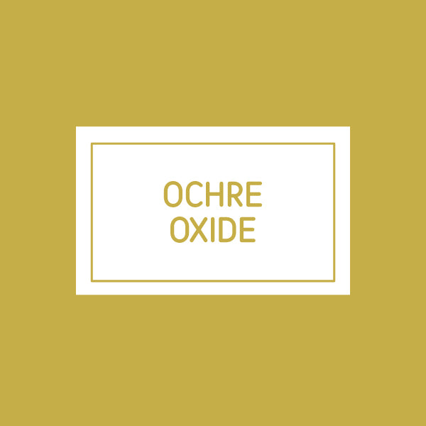 OCHRE OXIDE COLOURANT
