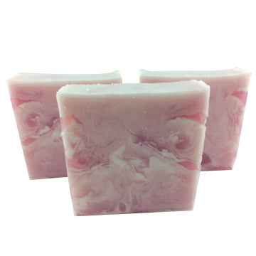 Rose Swirl Soap