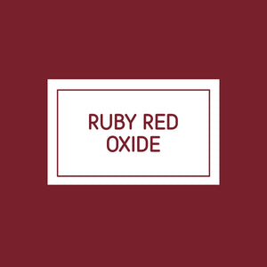 RUBY RED OXIDE COLOURANT