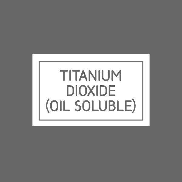 TITANIUM DIOXIDE (OIL SOLUBLE)