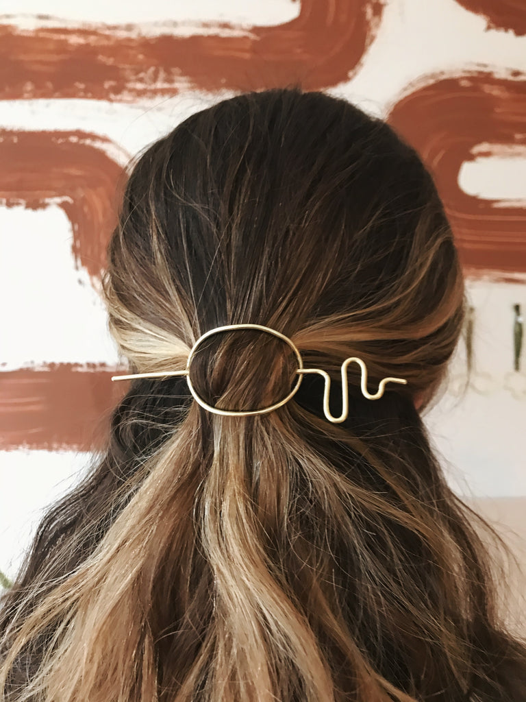 SQUIGG Hair Slide