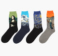 Autumn winter Retro Women Socks