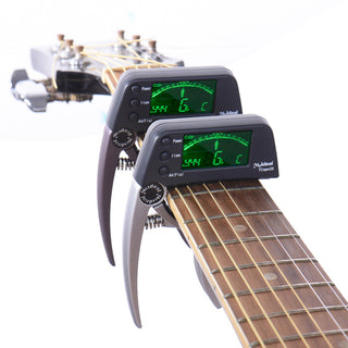 Guitar Capo Built-In Tuner