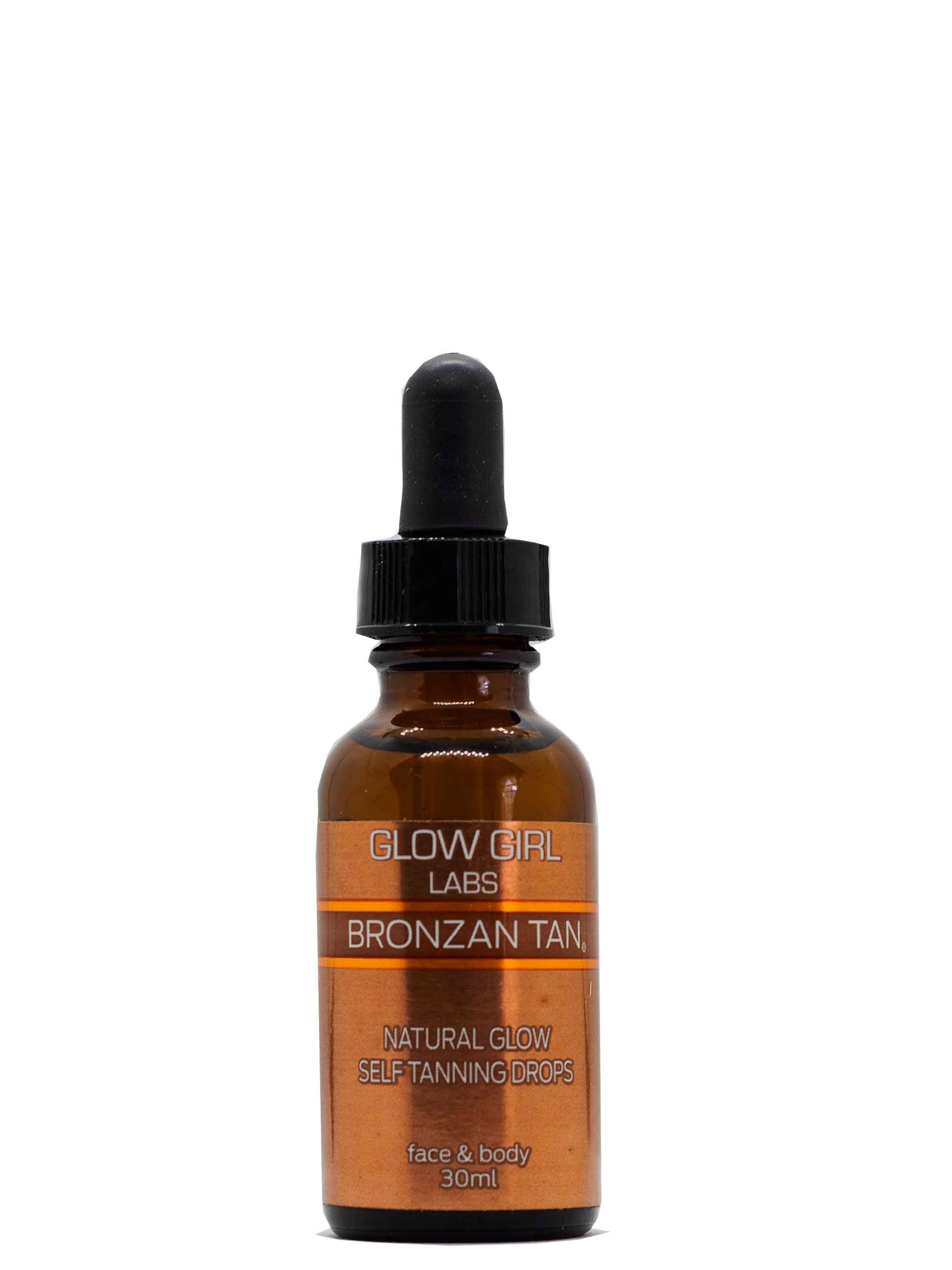BRONZAN TAN NATURAL GLOW SELF TANNING DROPS - 30ML - BRONZAN TAN