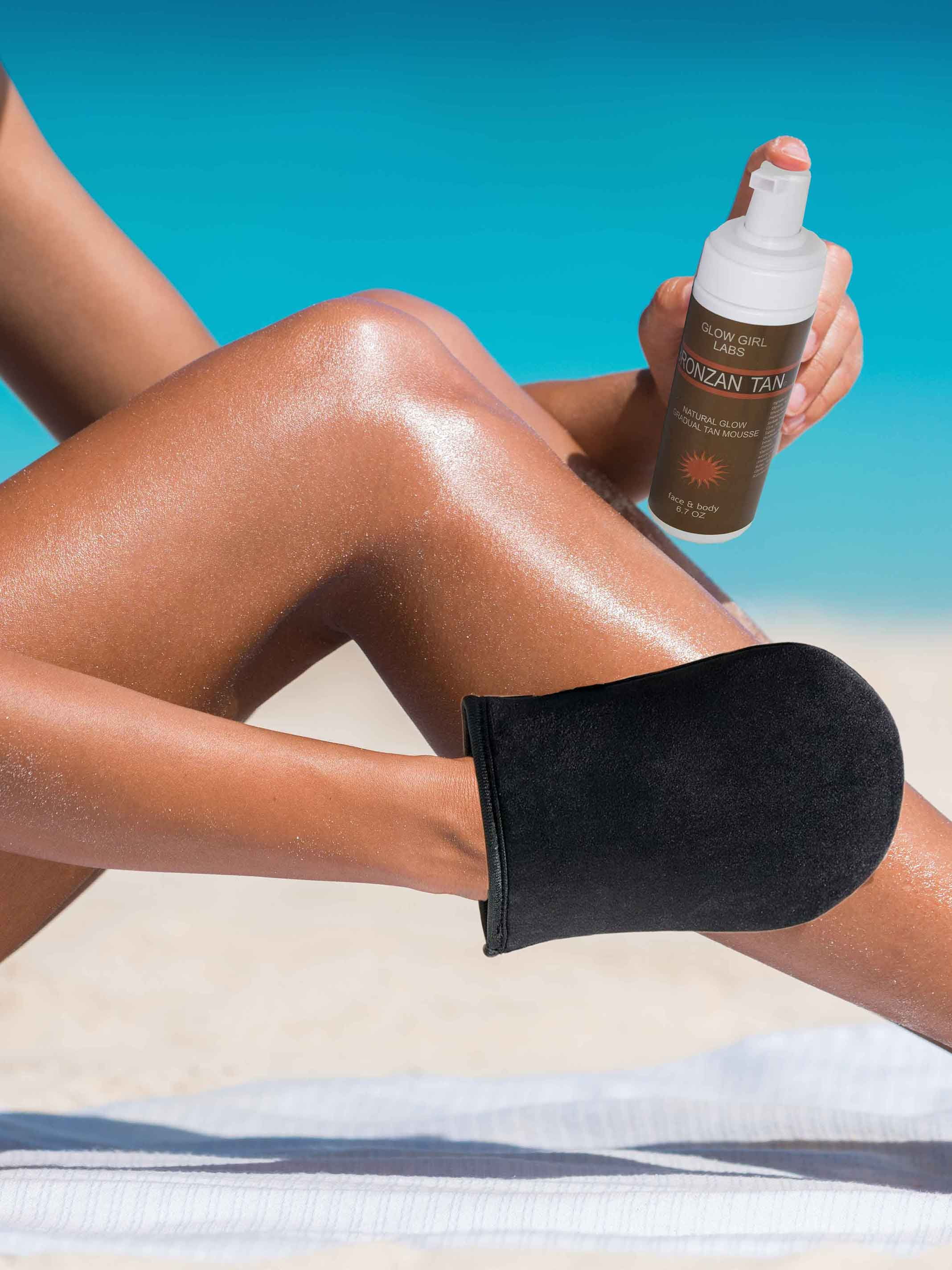 BRONZAN TAN SELF TAN APPLICATION MITT - BRONZAN TAN