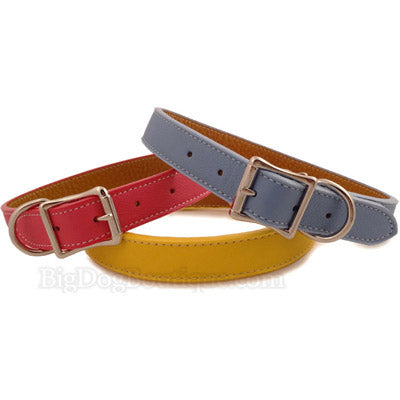 Leather and Luxury Collars