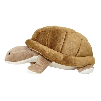 Cedric the Turtle Dog Toy- plush, durable