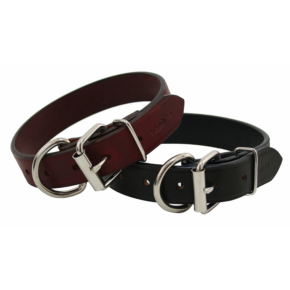 Tuff Stuff Extra Strong Leather Dog Collar
