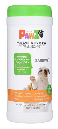 PawZ Sanitizing Wipes
