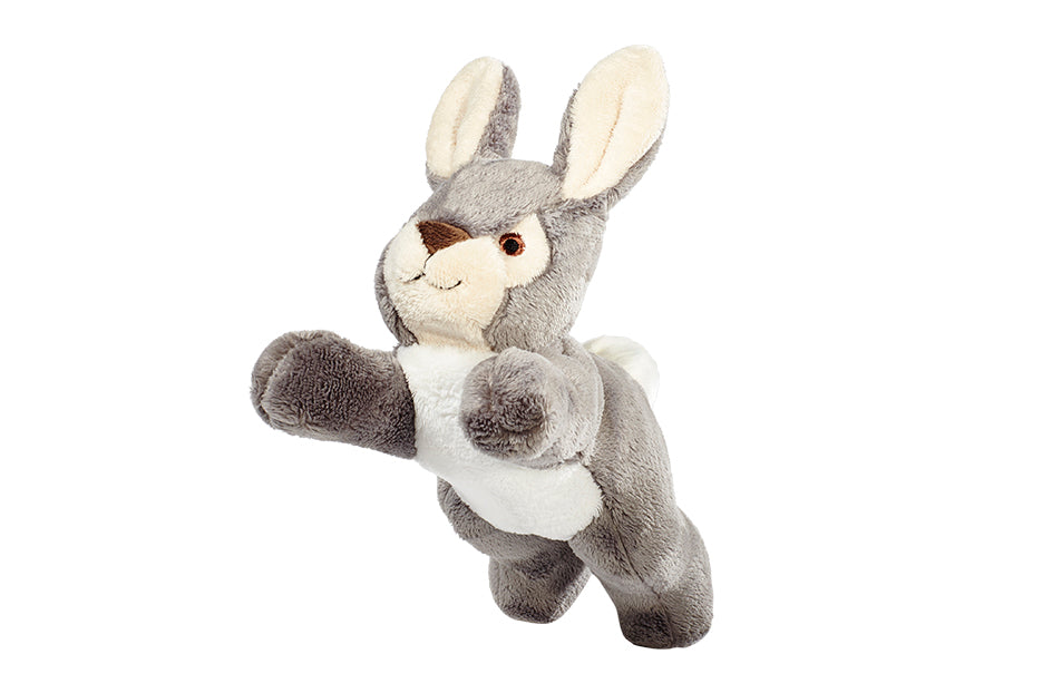 Fluff & Tuff Jessica Bunny Rabbit- tough dog toy