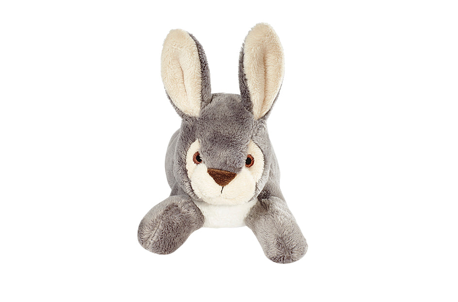 Fluff & Tuff Bunny Rabbit- tough dog toy