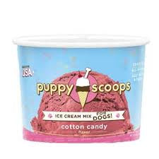 Cotton Candy Ice Cream Mix  for Dogs