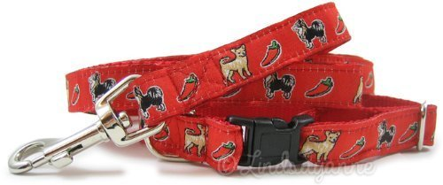 Chihuahua Breed Dog Collar or Leash