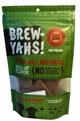 Brew Yahs Dog Treats