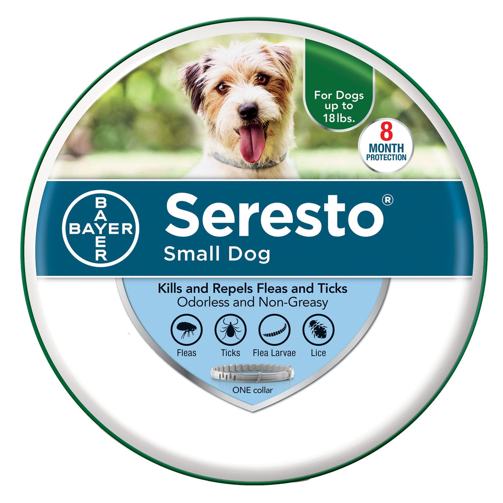 Seresto small dog