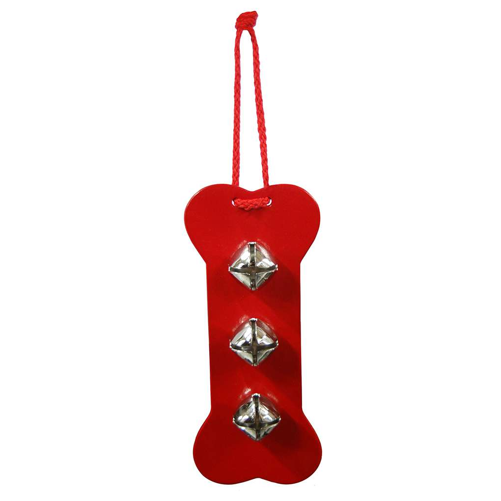 Black Bone Dog Training Bells