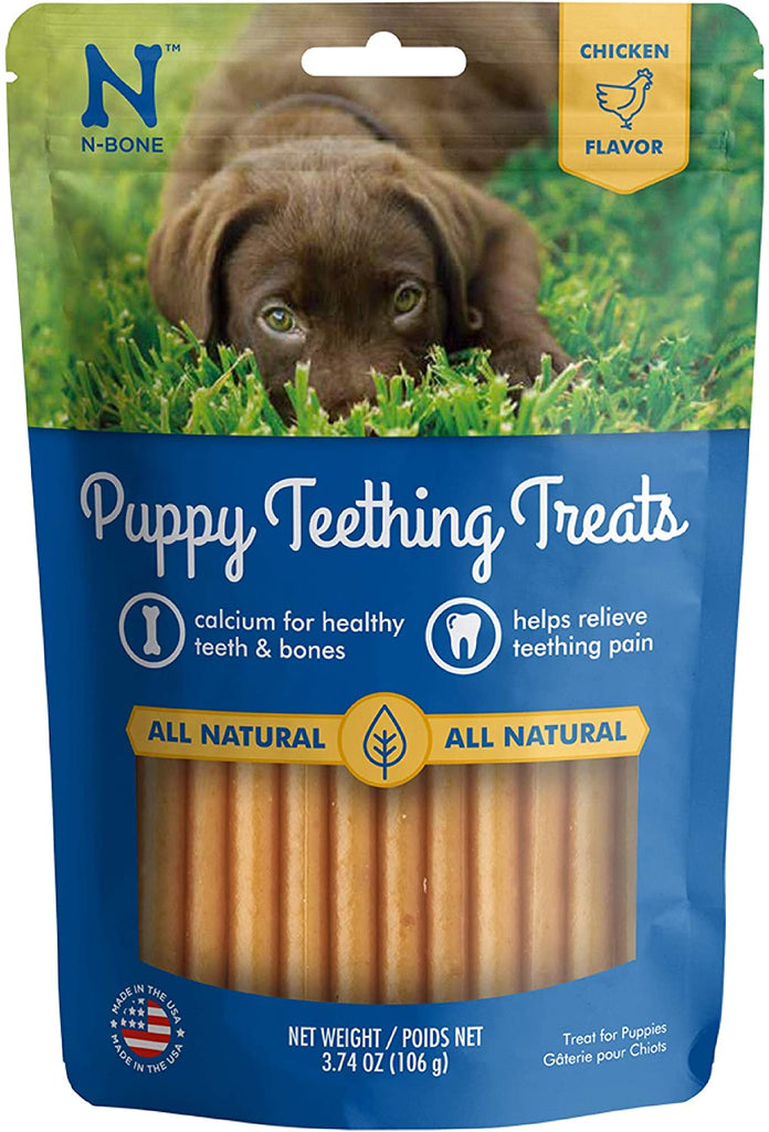 Puppy Teething Treats 3.74 oz. Sticks