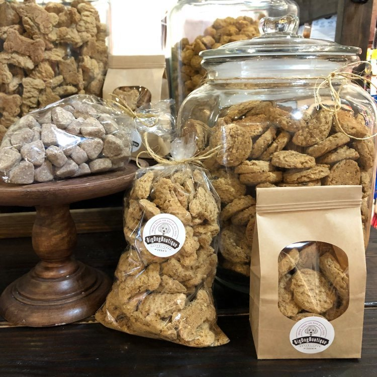 Wholesome USA Made Dog Treats- Bakery Style