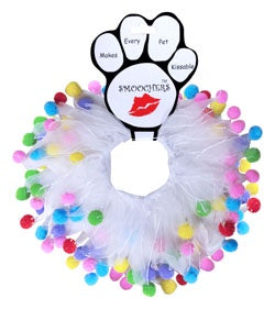 Birthday Fuzzy Wuzzy Smoochers Neckware for Dogs