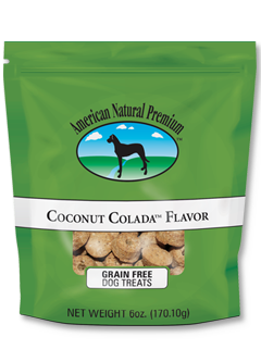 American Natural Premium Dog Treats- wheat & corn free