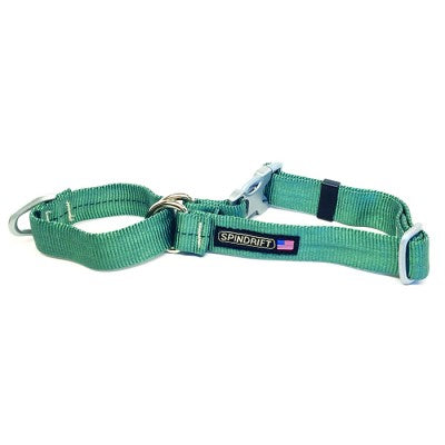 Spindrift Buckle Martingale Dog Training Collar