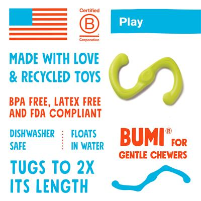 Bumi Durable Dog Play & Tug Toy