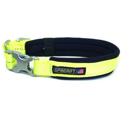 Spindrift Cozy Dog Collar with Neoprene Lining