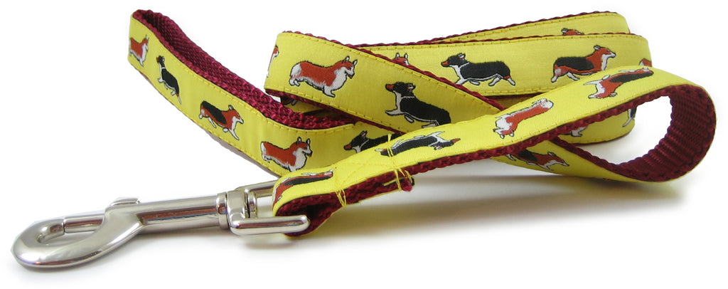 Corgi Dog Collar or Leash