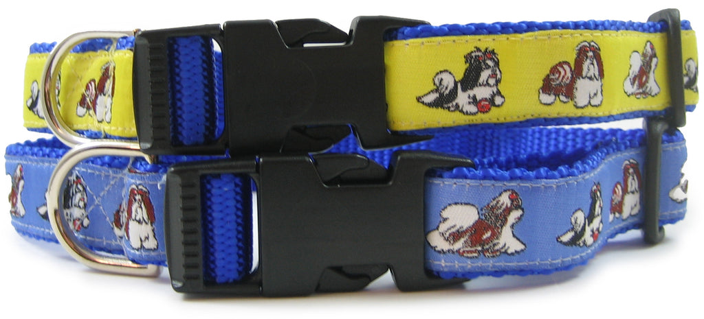Shih Tzu Dog Collar or Leash