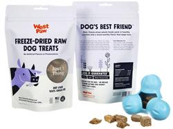 Freeze-Dried Raw Limited Ingredient Dog Treats - West Paw