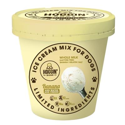 Hoggin' Dogs Ice Cream Mix for DOGS