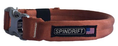 Spindrift Comfort Collar - For Long Haired Dogs - 10 colors