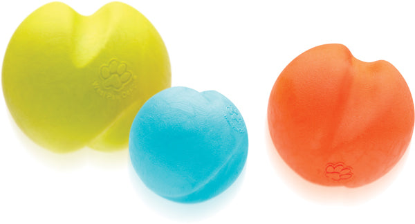 Jive Dog Ball for tough chewers- West Paw