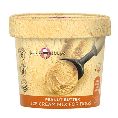 Puppy Scoops -  Ice Cream for Dogs