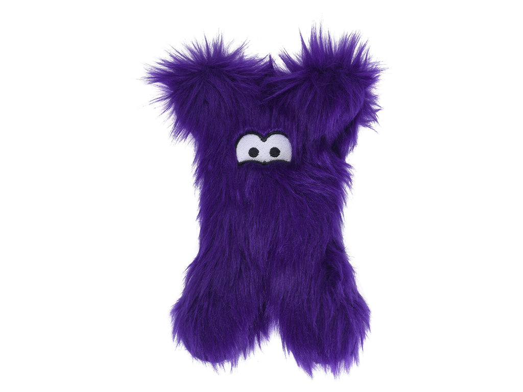 Rowdies Darby Durable Fluffy Dog Toy by West Paw