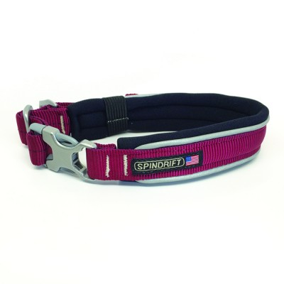 Spindrift Hi-Visability Reflective Safety Dog Collar - 10 Colors