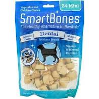 "Smart Bones ""Dental"" Bones for small dogs"