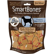 Smart Bones Healthy Chews for dogs- Rawhide Alternative