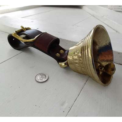 Alpine Bell- Large collar bell for giant breed dogs
