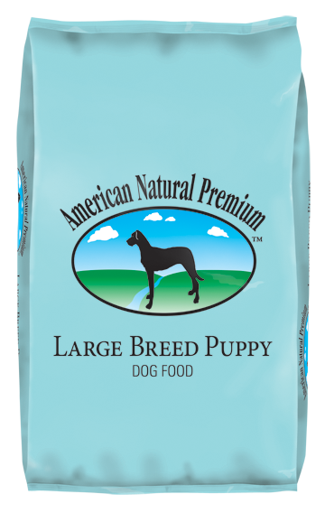 American Natural Premium- Large Breed Puppy Food