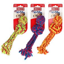 Kong Wubba Weaves Durable Dog Toy