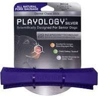 Playology SENIOR Dog Scented Dental Chew