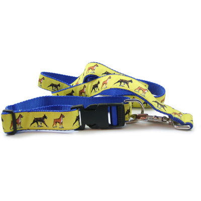 Boxer Dog Breed Collar or Leash