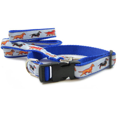 Dachshund Dog Breed Collar or Leash