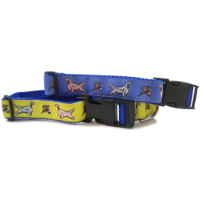 English Setter Dog Collar or Leash